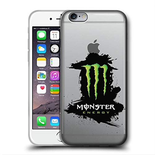 2abc524ce7 TRANSTMK Funda iPhone 6/Funda iPhone 6S Case Custom Durable Ultra-Thin  Transparent TPU