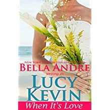 When It's Love (A Walker Island Romance Book 3) (English Edition)