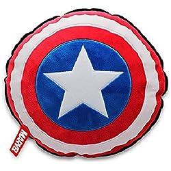 Cojín decorativo Marvel - Escudo del Capitán América
