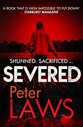 Severed: The dark and chilling crime novel you won't be able to put down (Matt Hunter Book 3)