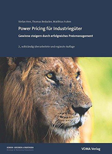 Power Pricing für Industriegüter: Gewinne steigern durch erfolgreiches Preismanagement