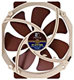 Noctua NF-A15 PWM PC Tower Fan, Cooler & Radiator Fan (PC Tower Fan, 14 cm, 1200 RPM, 19.2 dB 1.51 mmH2O)