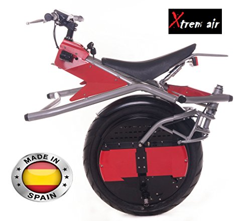 Grupo Contact Scooter Unicycle Mod. (PI-36)-1, xtremair