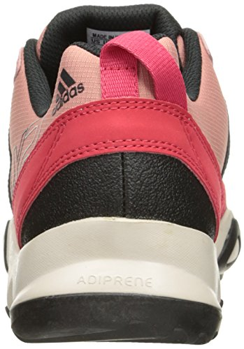 Adidas Performance Speed â??â??Trainer 2 W Calzature, nero / Metallic carbonio / bianco, 13 M Us Ray Red/black/raw Pink