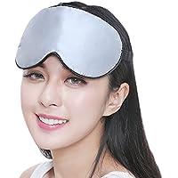 drasawee gefüllt 100% reiner Seide Schlafmaske Komfort-Maske preisvergleich bei billige-tabletten.eu
