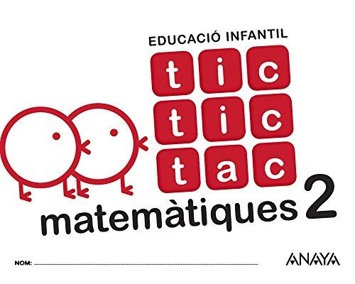 Tic tic tac Matemàtiques 2. - 9788467811629