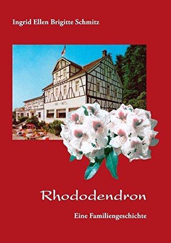 Rhododendron by Ingrid Ellen Brigitte Schmitz (2008-09-16)