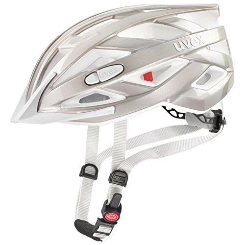 Uvex i-vo 3D Fahrradhelm - White Prosecco, Kopfumfang:52-57 cm