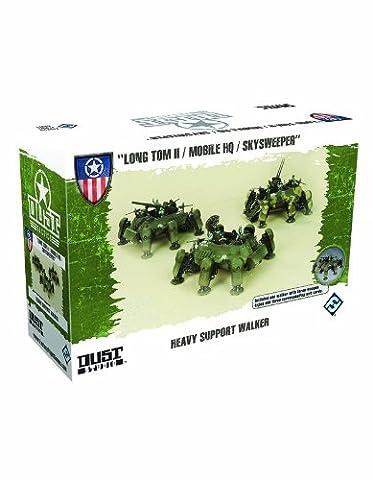 Dust Tactics - Dust Tactics: Allied Heavy Support