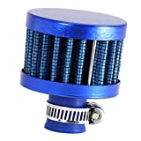 #3: MagiDeal 12mm 55mm Height Car High Flow Cone Cold Air Intake Filter Cleaner