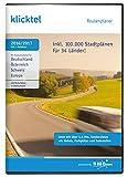 klickTel Routenplaner 2016/2017 -