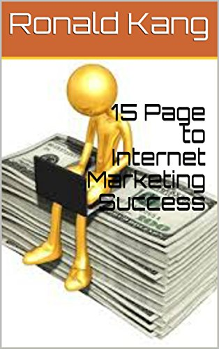 15 Page to Internet Marketing Success (English Edition)