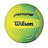 WILSON Volleyball Freestyle, Unisex, grün/gelb