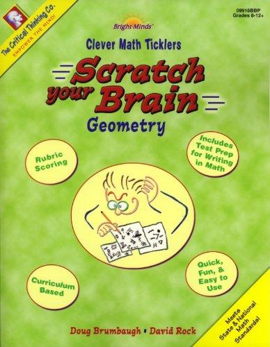 Scratch Your Brain Geometry por Linda Brambaugh