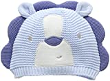 Mothercare Baby Boys' Little Lion Hat, Blue, Small (Manufacturer Size: 3-6 Months)