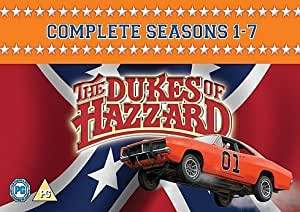 The Dukes of Hazzard: Complete Seasons 1-7 [DVD]