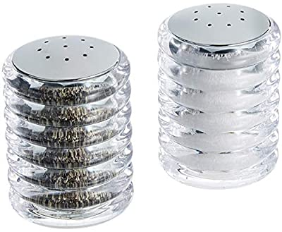 Cole & Mason Beehive Acrylic Salt and Pepper Shakers, 7 cm by DKB Household Uk