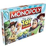 Monopoly Disney Toy Story - Jeu de societe - Jeu de plateau - Version française
