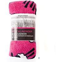 Preisvergleich für Herbal Heat Fleece Weizen Tasche | Pink Schaf