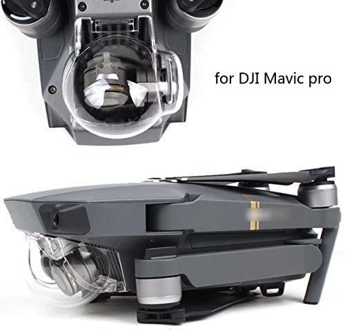 Flycoo Gimbal Housse Protecteur de de de la Nacelle et de la Caméra Protection Clair ND4 ND8 ND16 ND32 Capot de Filtre de Lentille Gradateur pour DJI Mavic Pro B071L3GG5L b8370a