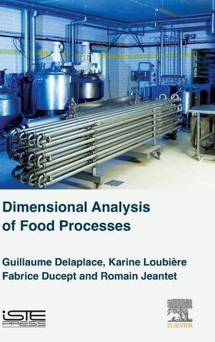 Dimensional Analysis of Food Processes by Guillaume Delaplace (2015-10-02)