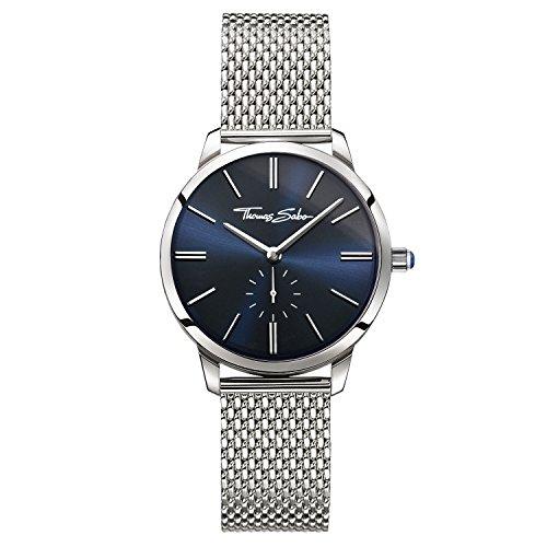 Thomas Sabo Damen Armbanduhr WA0301-201-209-33