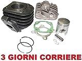 60 GRUPPO TERMICO D.43 PISTONE E TESTA KIT per AEON COBRA 50 - Unbranded - amazon.it