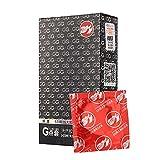 Ginli Preservativi,Sesso Sicuro e contraccezione Punto G Preservativi Grandi Particelle di collisione Condom Sezione Creativa Sottile 10 pz