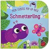 Bald bin ich groß - Schmetterling!: Ein spannendes Pop-Up-Buch