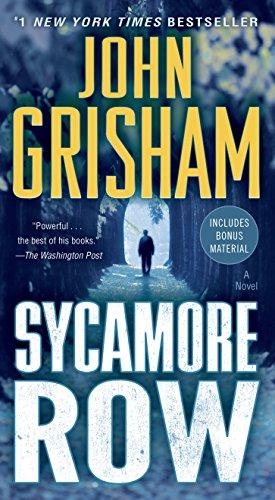 Buchseite und Rezensionen zu 'Sycamore Row: A Novel (Jake Brigance)' von John Grisham