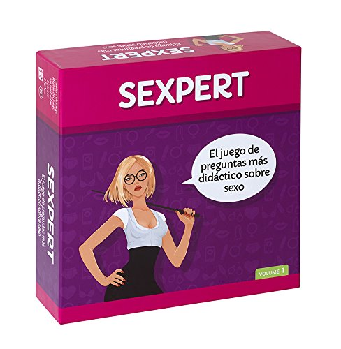 tease & please Erotisches Spiel Sexpert ES Spanisch