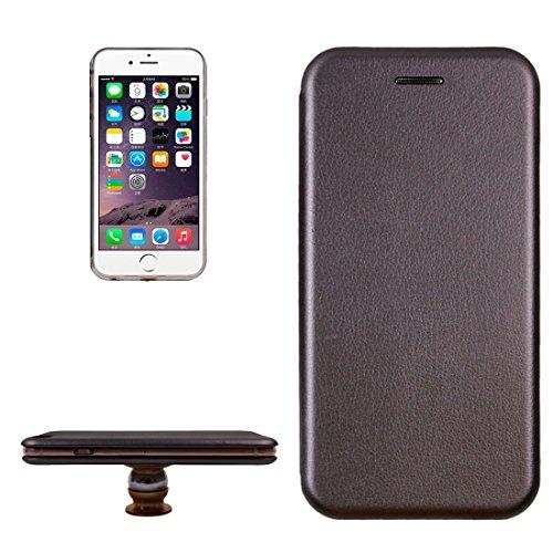 MXNET Case für iPhone 6 & 6s Magnetische Saug-Style Horizontale Flip Leder Tasche mit Halter & Card Slots ,Iphone 6/6s Case ( Color : Magenta ) Blue