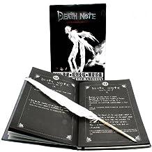 Death Note - Juego de cuaderno y pluma