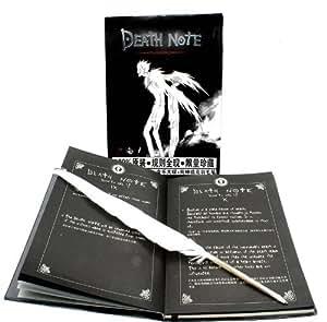 Death Note Set - Buch und Schreibfeder
