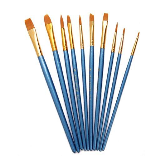 leorx-pennello-di-arte-punta-dellacquerello-pittura-spazzola-rotonda-di-pennelli-set-10pz