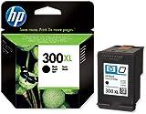 Hewlett Packard [HP] No. 300XL Inkjet Cartridge Page Life 600pp Black [for Deskjet D2560] Ref CC641EE