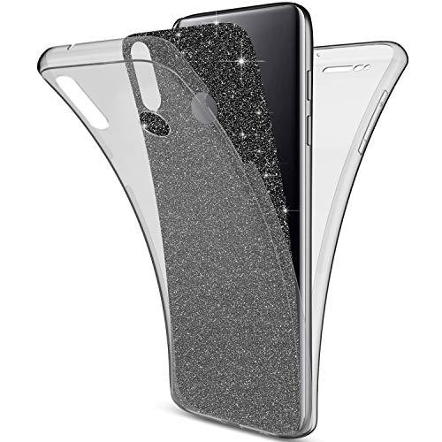 Especificación: Compatibilidad: Compatible con Huawei Honor 10 Lite/P Smart 2019. Material: Suave TPU Silicona Marca: JAWSEU Descripción del Producto: -Diseño ultra suave y flexible: para una mejor capacidad de absorción de impactos con bordes y esqu...