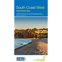 South Coast West Cycle Map