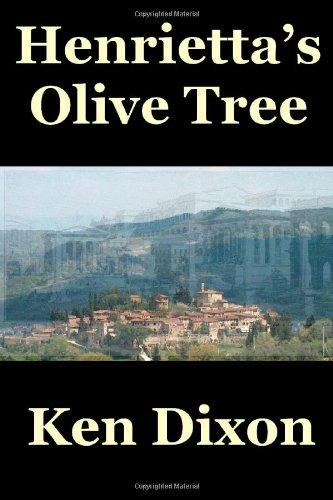 Henrietta's Olive Tree Cover Image