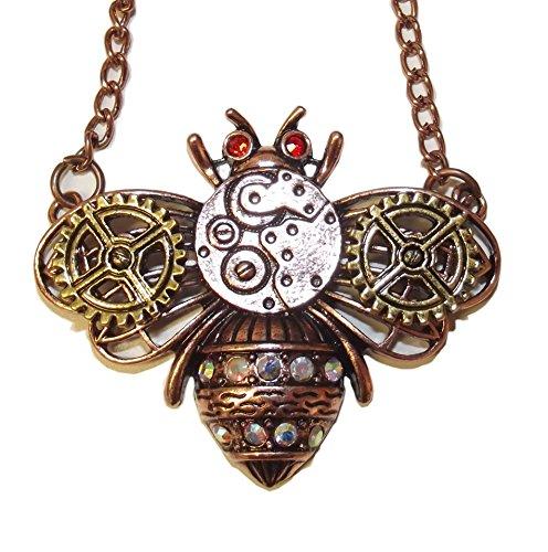 steampunk-halskette-motte
