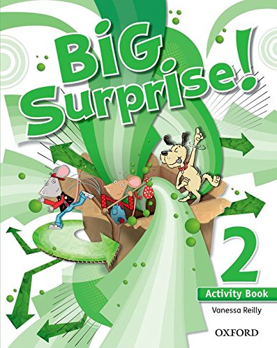 Big Surprise! 2. Activity Book - 9780194516433