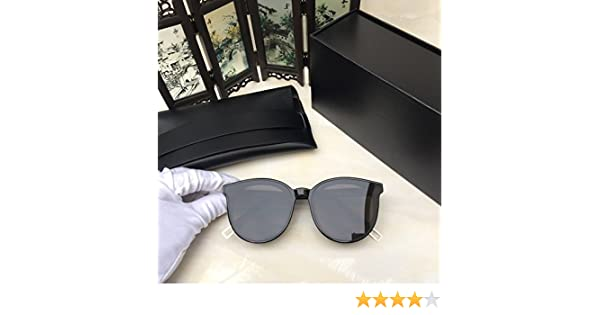 74e53e739bd0 day spring online shop Lunettes de Soleil Polarisées GM New Gentle Man Or Women  Monster eyeware V Brand Black Peter 01 Sunglasses for Gentle Monster ...