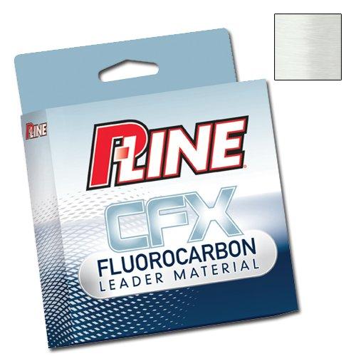 p-line CFX 100% Fluorocarbon 25m (klar) 0.8lb -