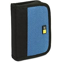 Case Logic SKU-JDS-6 Black/Blue - USB flash drive cases (Azul, 110g)