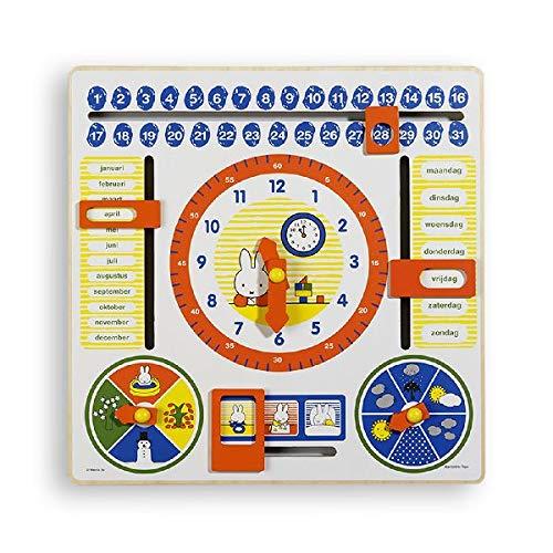 Bambolino Toys 33405 Juego Educativo Child Niño/niña - Juegos educativos, Child, Niño/niña, Nijntje, Holandés, Madera