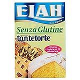 Elah - Preparato per Tantetorte, senza glutine - 390 g