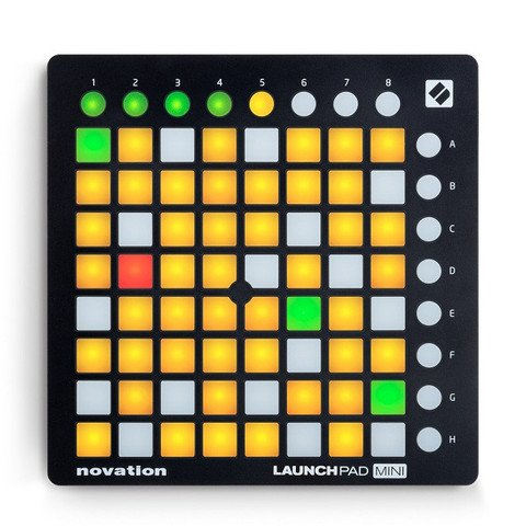 Novation Launchpadminimk2 Usb Midi Controller