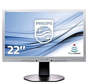"""Philips 221P6QPYES Ecran PC 21 """" (54.6 cm) 1920 x 1080 14 milliseconds"""