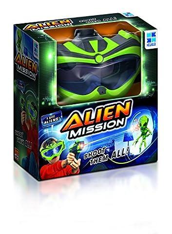 Alien Mission Game by Megableu