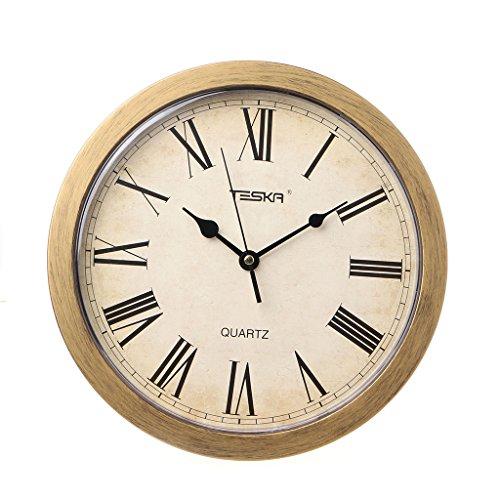 yangfr - Reloj de Pared con diseño de Caja de Seguridad Oculta...
